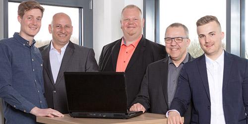 TIS GmbH Vertriebsteam