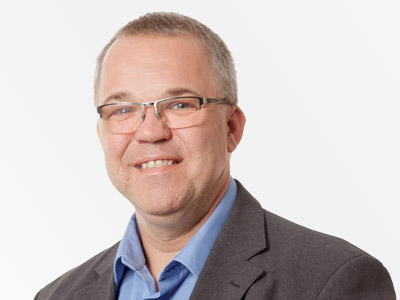Peter Hochwald - Vertriebsexperte bei Telematikanbieter TIS GmbH