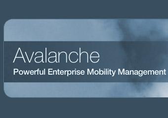 Avalanche Enterprise Mobility Management
